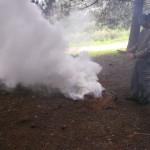 מדורת עשן