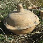 סיר בישול בסגנון אתיופי (דיסט)